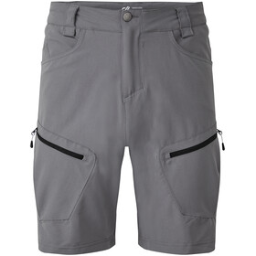 Dare 2b Tuned In II Short Homme, aluminium grey